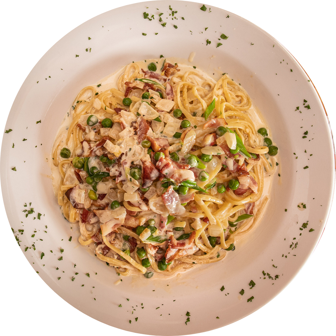 Linguini Carbonara